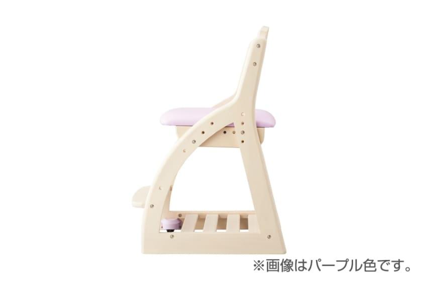 コイズミ 木製チェア ラブリーチェア(KDC-038PWHP)
