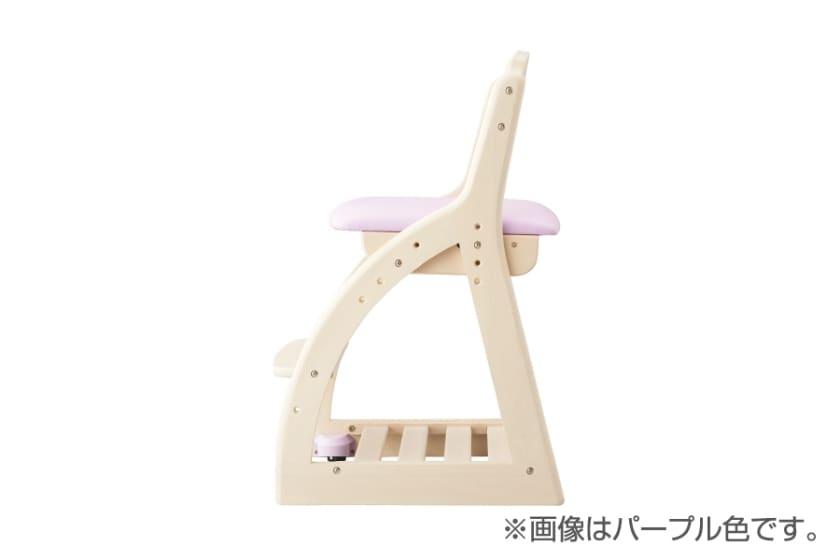 コイズミ 木製チェア ラブリーチェア(KDC-039PWHR)