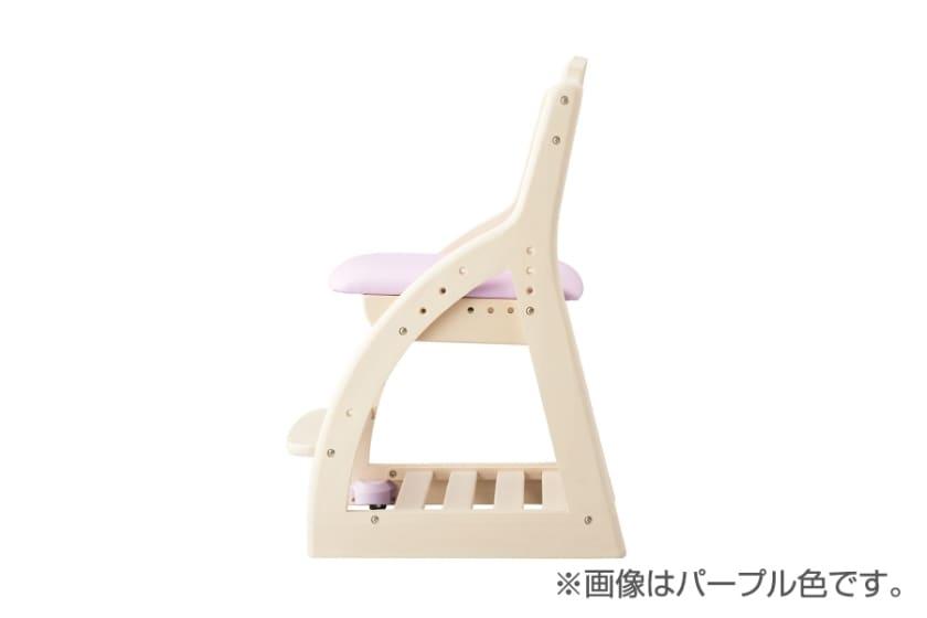 コイズミ 木製チェア ラブリーチェア(KDC-040BKHR)