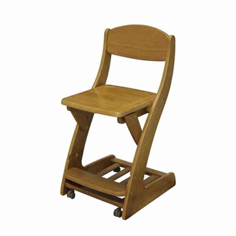 木製チェア WC−16MB(ミドルブラウン):木製チェア