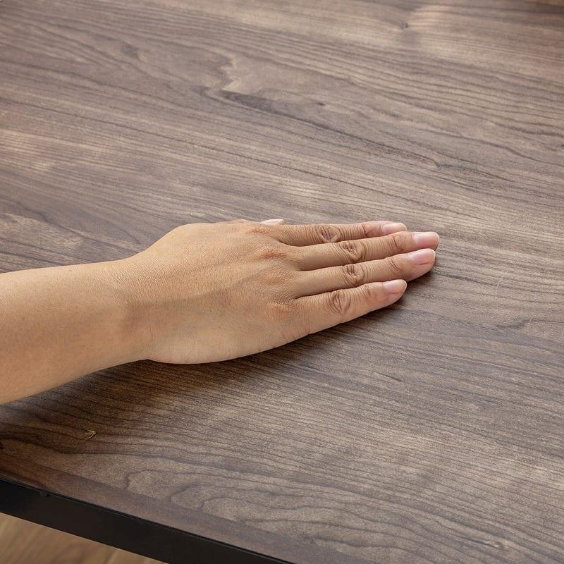 デスク ホリス DD−H120−NW:優しい肌触りと驚異の耐久性