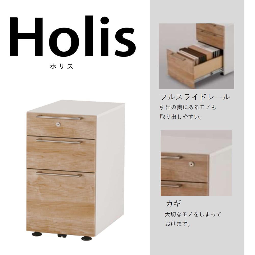 テスクワゴン(ムーブユニットW314) Holis(ホリス) DD−HF190−NW