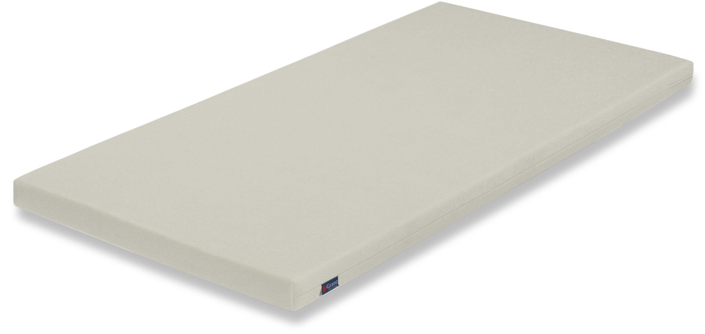 薄型マットレス カラーポケット GYグレー:《システムベッドのマットレスにおすすめ》