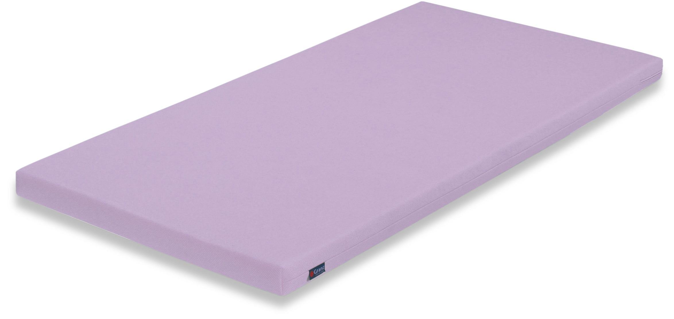 薄型マットレス カラーボンネル PUパープル:《システムベッドのマットレスにおすすめ》