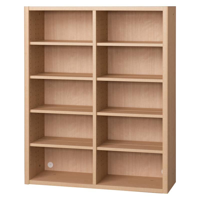書棚 EP−90オープンAチェリー+チェリー:書棚