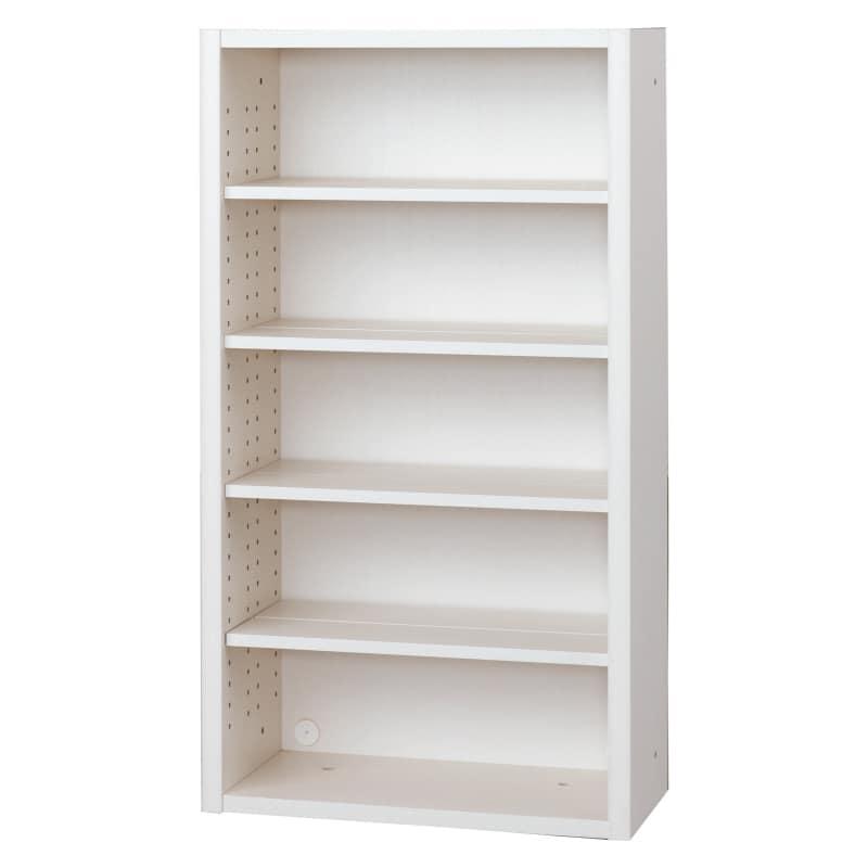 書棚 EP−60オープンAホワイト+ホワイト