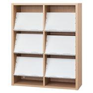 書棚 EP−90オープンCチェリー+ホワイト