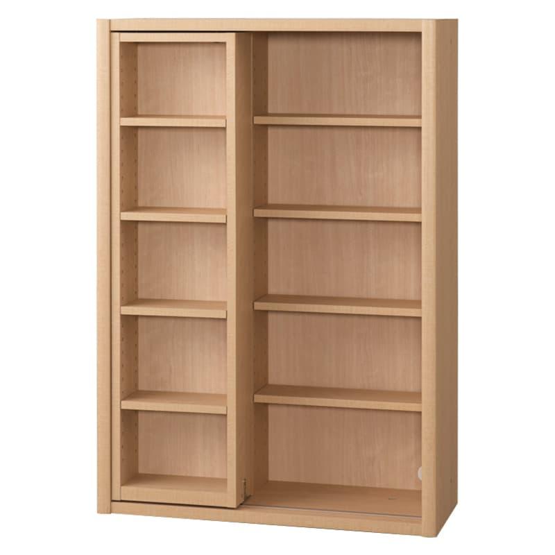書棚 EP−75スライドFチェリー+チェリー:書棚
