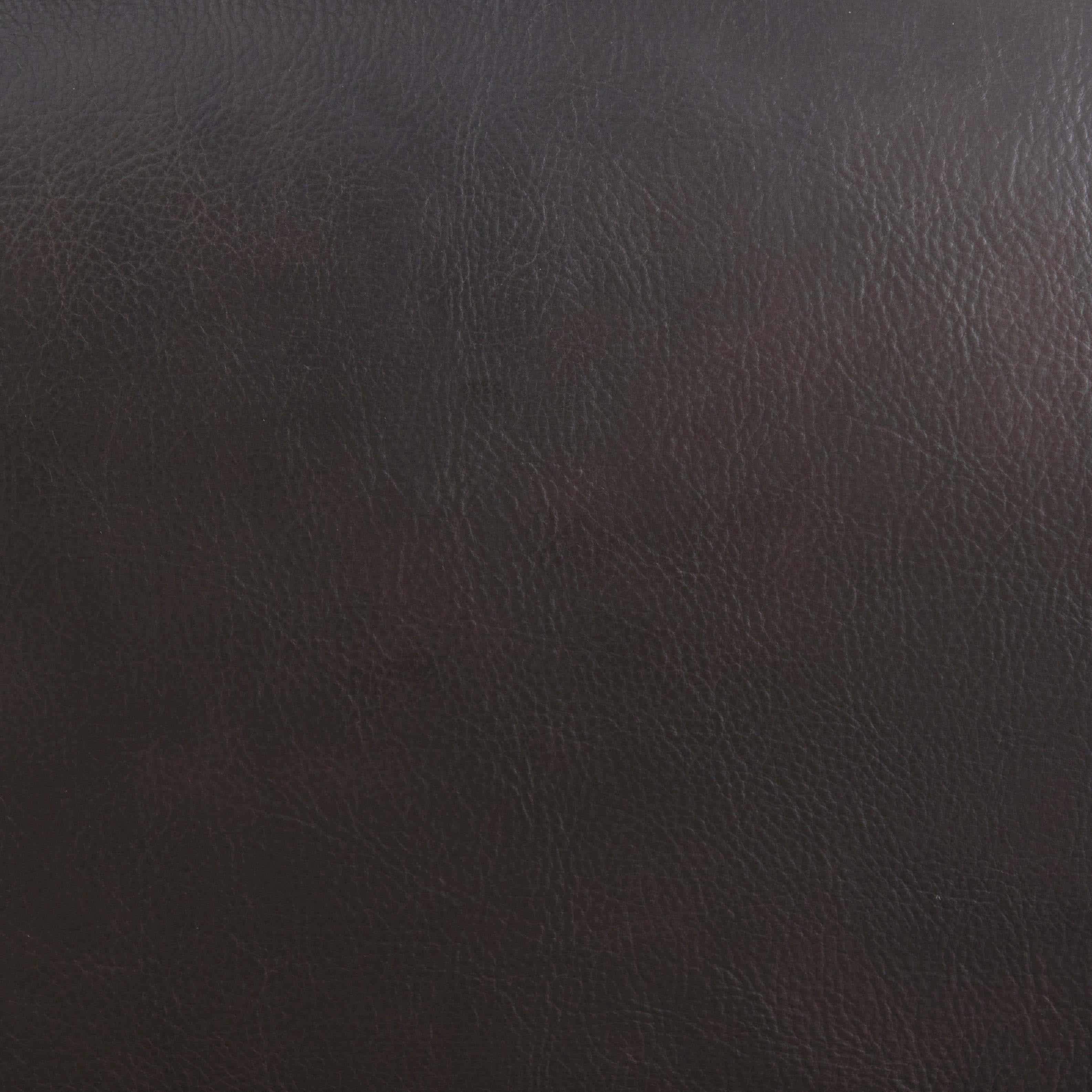 デスクチェア ソレード BK:ソフトレザー(合成皮革)