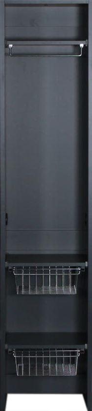 壁面収納 グロリア GL−B40U ブラック