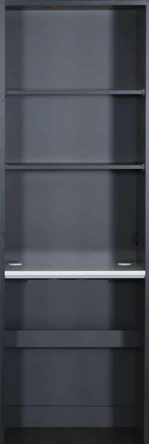 壁面収納 グロリア GL−B60X ブラック