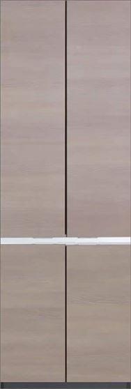 壁面収納 グロリア GL−B60AK エルムモカ