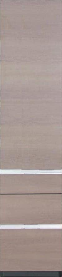 壁面収納 グロリア GL−B40DLK エルムモカ:壁面収納グロリア