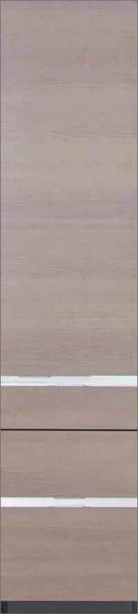 壁面収納 グロリア GL−B40DRK エルムモカ:壁面収納グロリア