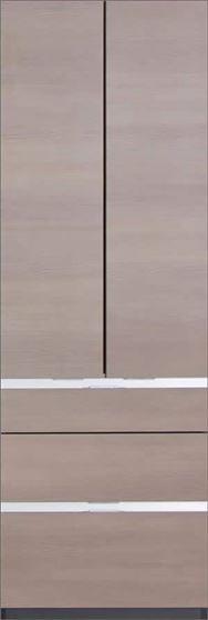 壁面収納 グロリア GL−B60DK エルムモカ
