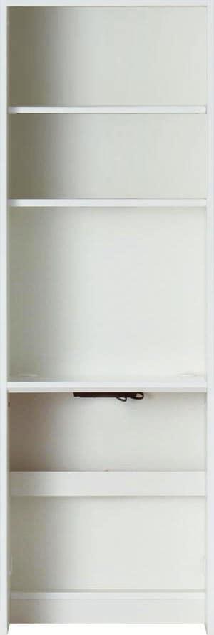 壁面収納 グロリア GL−W60X ホワイト:壁面収納グロリア