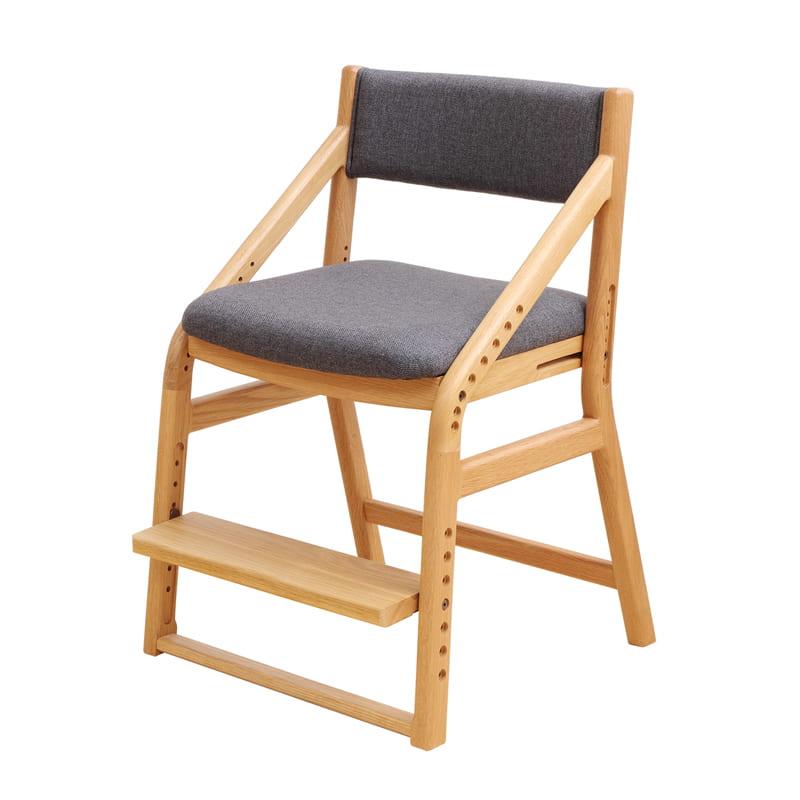 木製チェア 頭の良い子を目指す椅子 B−TOKO JUC−2877 NA:木製チェア 頭の良い子を目指す椅子