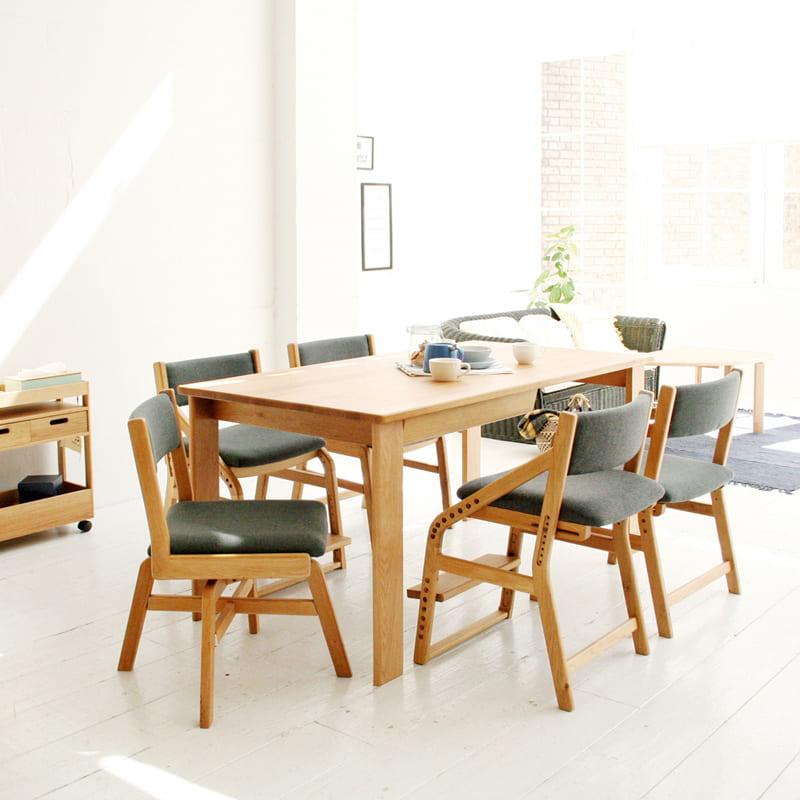 木製チェア 頭の良い子を目指す椅子 B−TOKO JUC−2877 BR