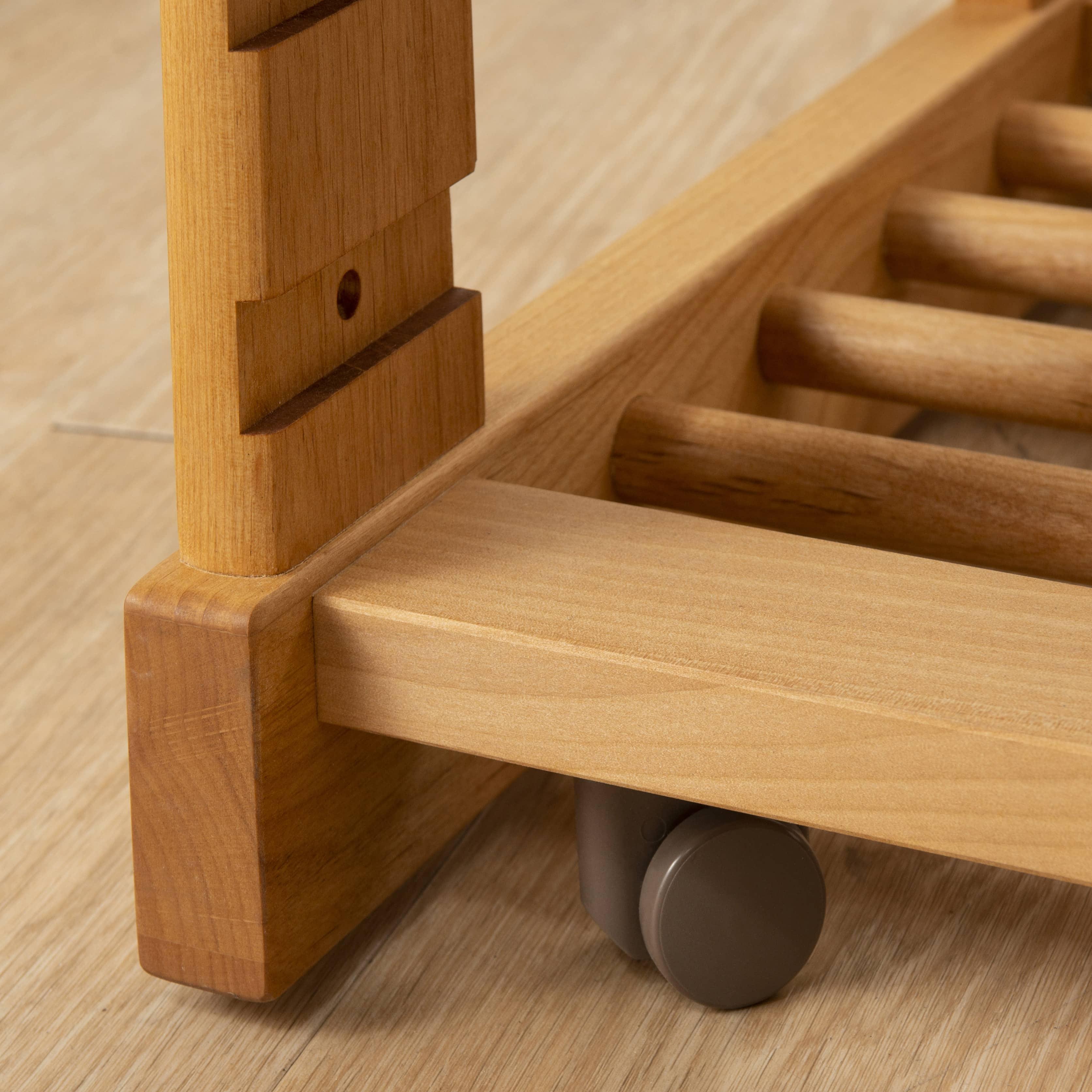 木製チェア フォレスタ No.8 NA(板座)