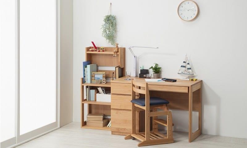 木製チェア フォレスタ No.8 WH(板座):H60