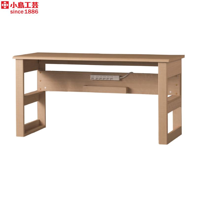 小島工芸 デスク JD−150×50(チェリーナチュラル):小島工芸 デスク