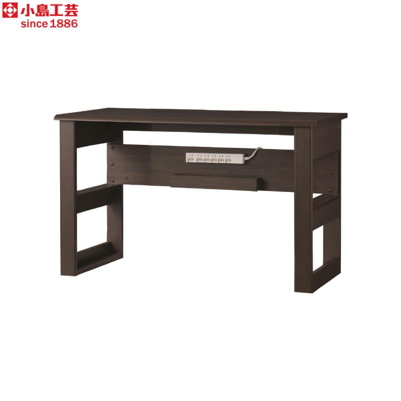 小島工芸 デスク JD−120×60(ウッディウェンジ):小島工芸 デスク