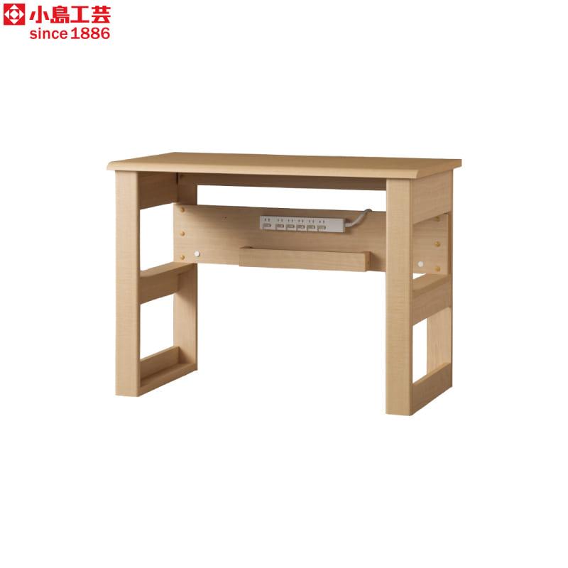 小島工芸 デスク JD−100×60(チェリーナチュラル):小島工芸 デスク