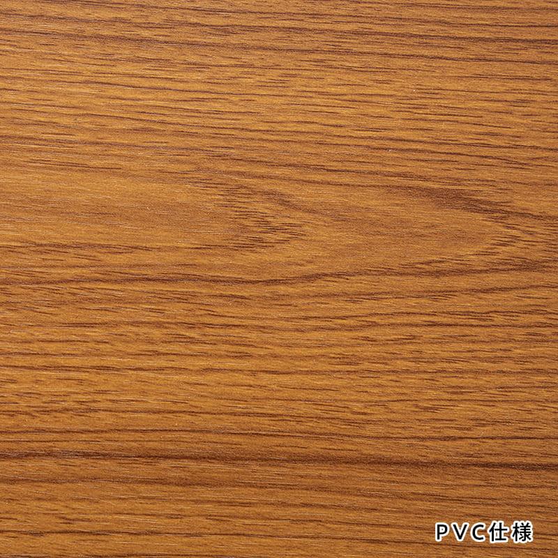 シェルフスマート マルチシェルフ 3段ブラウン:PVC仕様