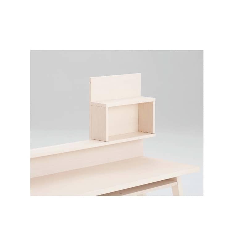 オプション ボックスボード リュブレ(ボックスボード400)86NA4B−WG36 オークホワイト:オプション ボックスボードリュブレ※机本体は別売りです