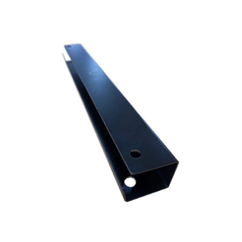 配線カバー(ボナシェルタ用) KS9000PB ブラック:配線カバー(ボナシェルタ用)