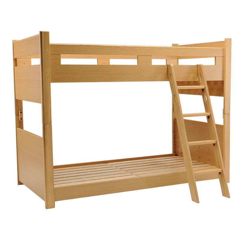 2段ベッド カスティナ�V 掛けハシゴ NT