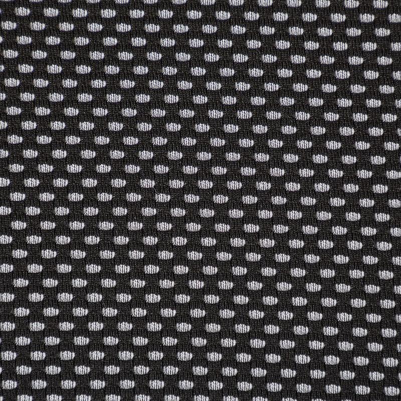 デスクチェア  JGコンパクト JG-C3024 BL:座面もメッシュ生地で涼しく♪