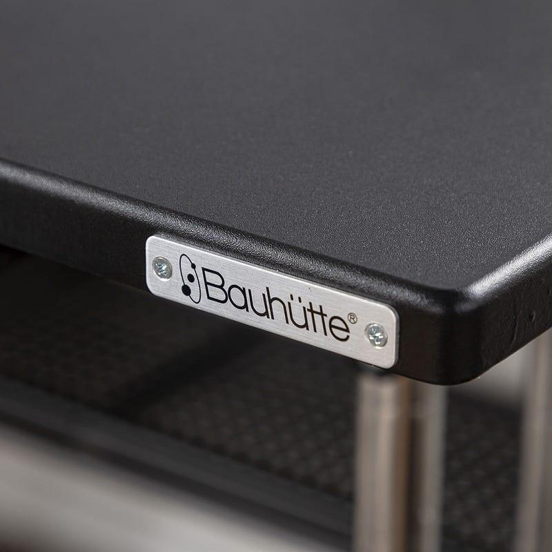昇降式L字デスク PCワゴン BHD−670L