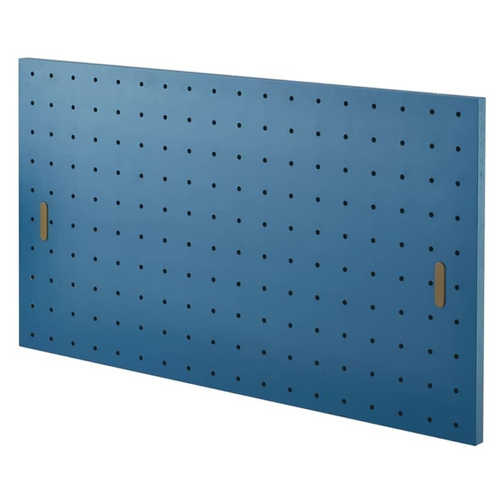 コイズミ ペグボード(2枚組) ペグ PDA−697 BL(ブルー):アイテムの組み合わせで自分好みの空間を演出できるシリーズです。