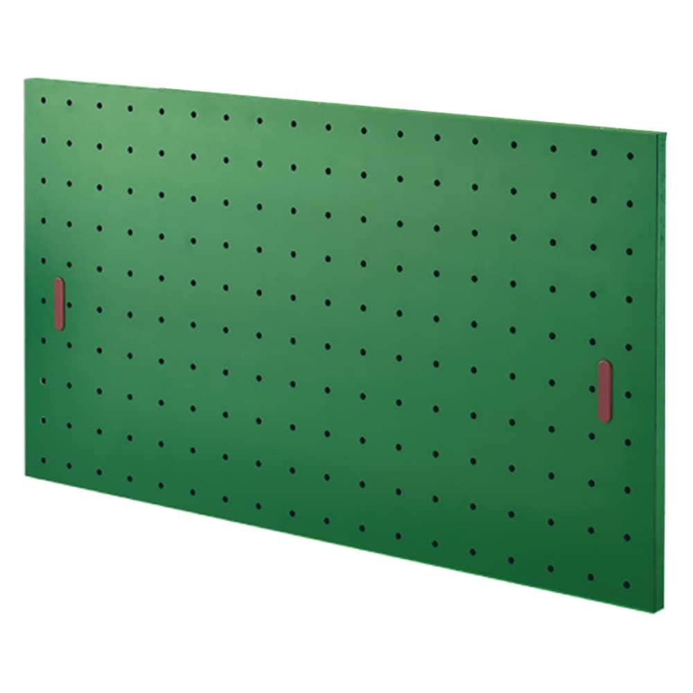 ペグボード(2枚組) ペグ PDA−694 AG グリーン:アイテムの組み合わせで自分好みの空間を演出できるシリーズです。