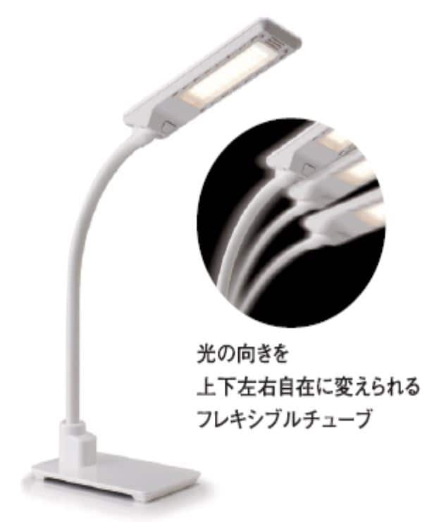 コイズミ スタンドライト PCL−211WH(ホワイト)