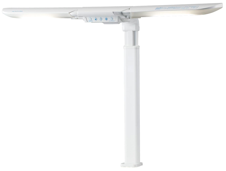 コイズミ LEDモードツインライト ECL−546 WH:コイズミ LEDモードツインライト