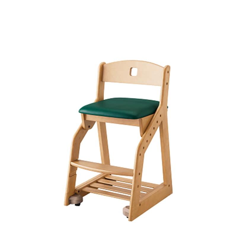 コイズミ 木製チェア レイクウッド LDC−33ANGR:コイズミ 木製チェア レイクウッド
