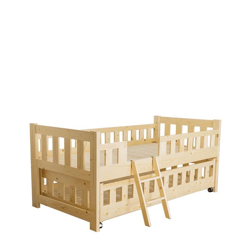 親子ベッド オルクス 親子ベッド NA:親子ベッドとして、収納場所として自由にレイアウト可能