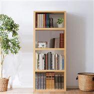【ネット限定】書棚 リッキーRK−600−OP