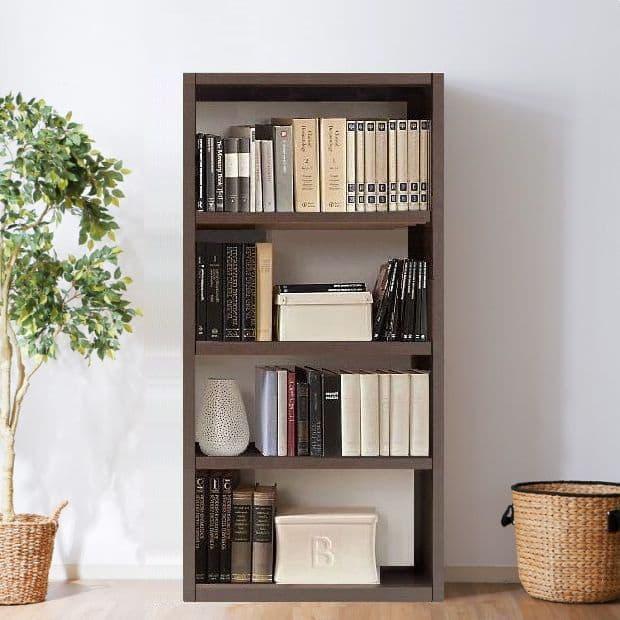 【ネット限定】書棚 リッキーRK−800−OP:書棚 リッキーRK-800-OP