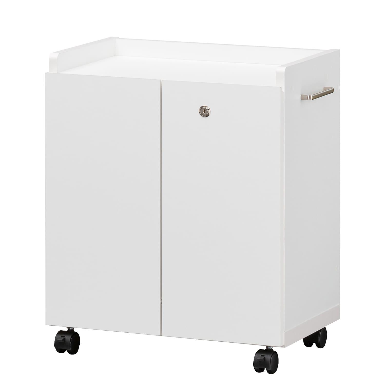 【ネット限定】デスクワゴン オフィスコ2 OF2−6050DC:デスク下、デスク周りに便利な収納ワゴン