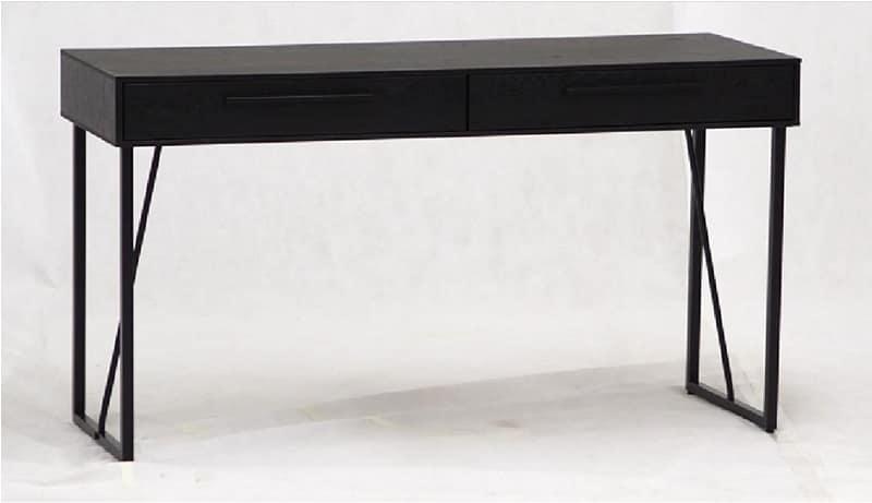 【ネット限定】ムーロ2 120デスク:《高級感のあるオーク突板を使用したデスクです》
