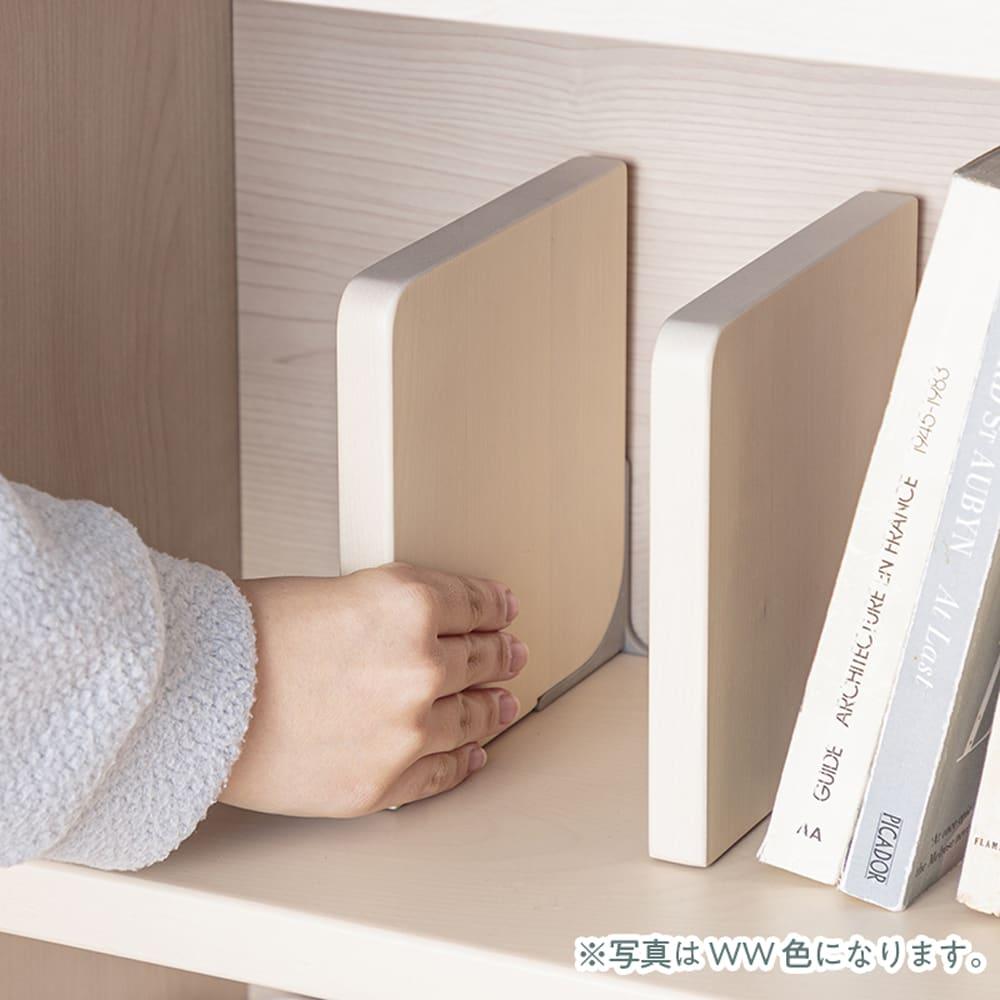 :可動式の仕切り棚