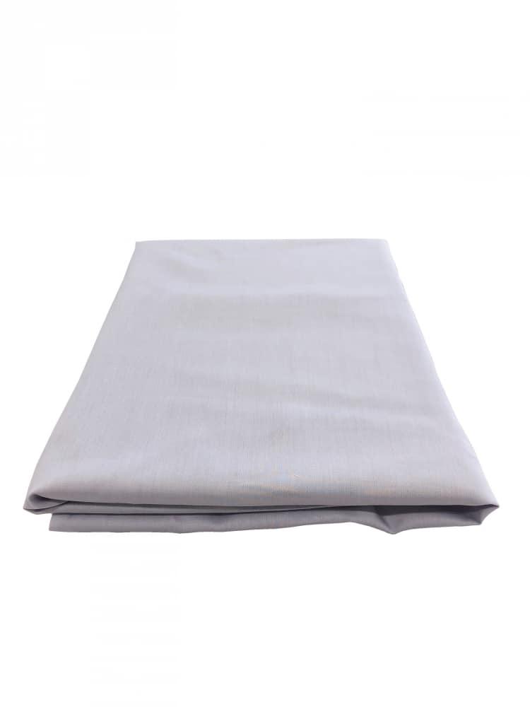 薄型マットレス用ボックスシーツ フルテクトボックスシーツ Sサイズ グレー:除菌加工生地(フルテクト)を使用