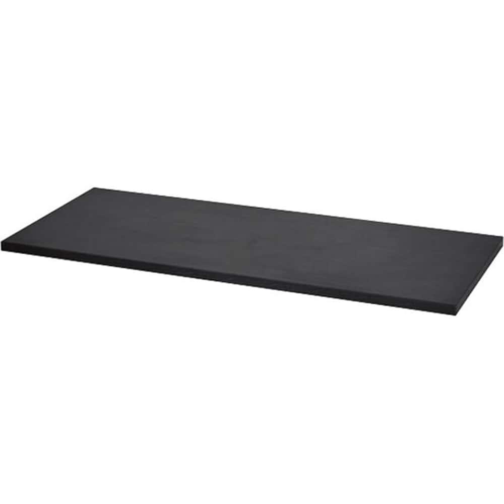 【ニトリ】 天板 プレフェ 140 BK ブラック ※天板のみ※:組み合わせ方いろいろの【プレフェ】