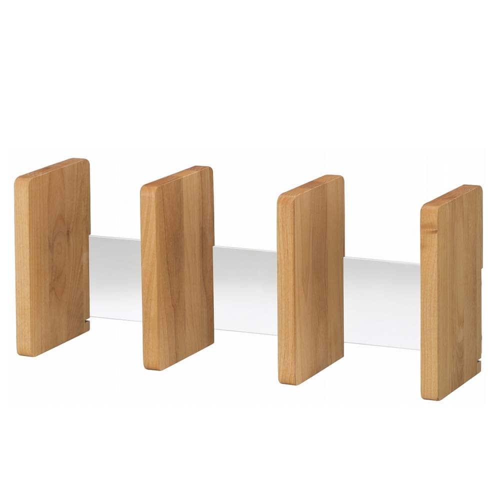 【堀田木工】 ミニ上棚 スキップ 3552 ナチュラル:リビングでも使えるシンプルデザイン。