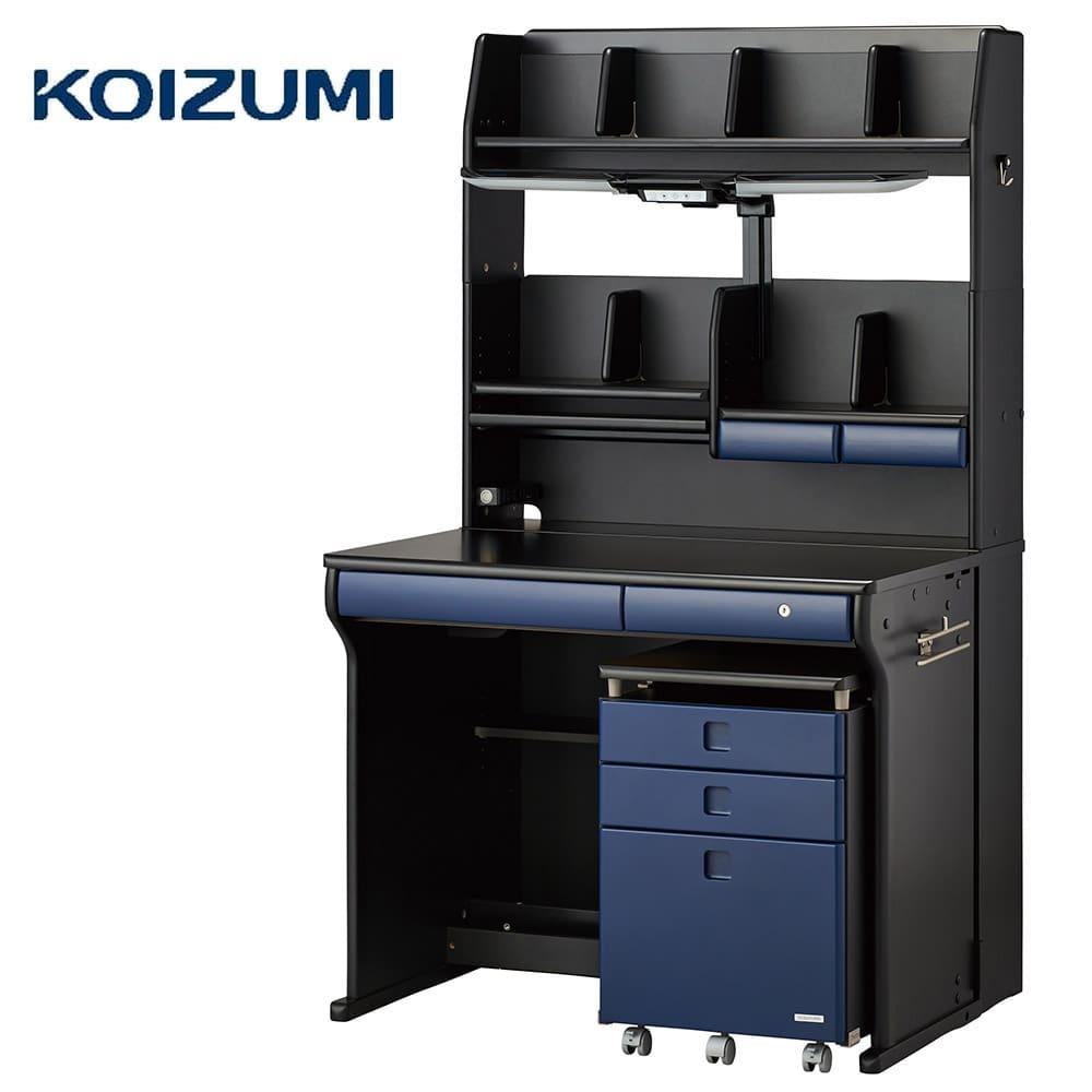 【コイズミ】 組みかえ型デスク CDファースト CDM−893 BKNB