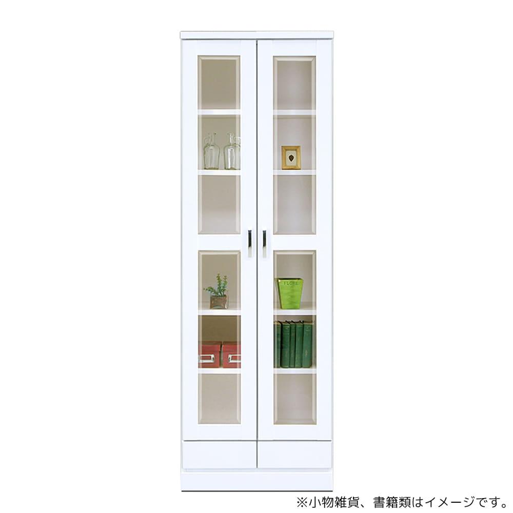 フリーボード オペラ�U60FB(WH) ホワイト:扉にはソフトクローズ丁番使用、下部には小物の収納に便利な引き出し2杯付き