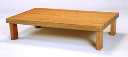 座卓富士150NA:座卓 ※画像は幅120cmです。